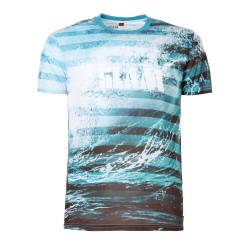T-SHIRT SEABLUES