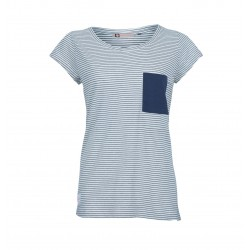 SAILOR SCOOP NECK TEE